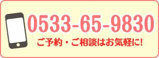 電話番号:0533-65-9830