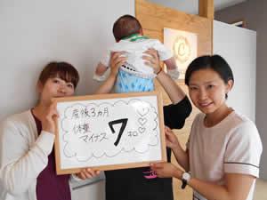 20代 女性 豊川市 御津町 産後骨盤矯正の口コミ